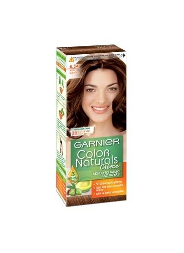 Garnier Garnier Color Naturals 6.34 Kumral Saç Boyası Renkli